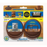 Small Furniture Gripper Glide Cups - Set of 4 - Slipstick