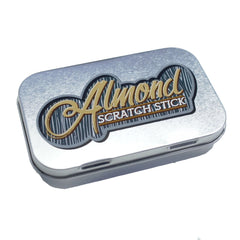 Almond Scratch Stick - Wood Scratch Eraser