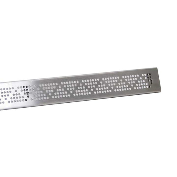 Noble Pyramid Linear Shower Drain