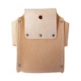 Leather 5-Pocket Box Style Tool Pouch by Installertools