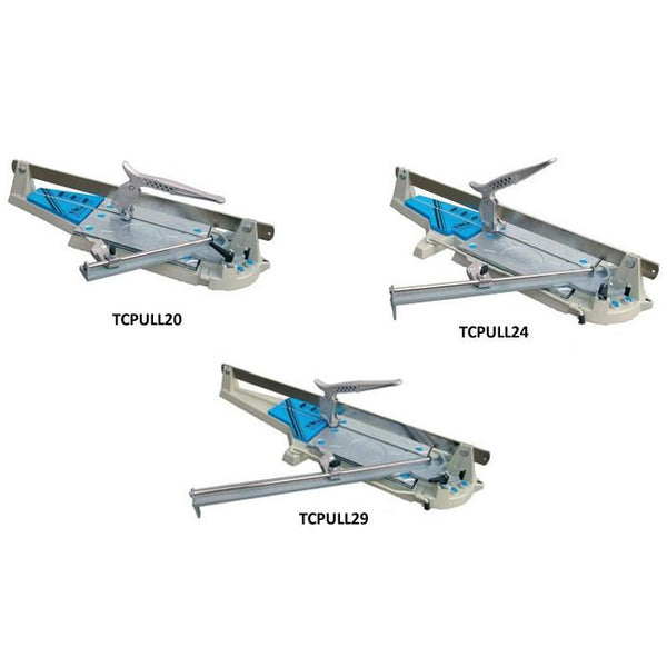 Bi-Directional Pull Tile Cutter - 3 Sizes Available - Raimondi