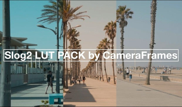15 LUT PACK by CameraFrames