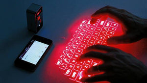 How Does a Virtual Keyboard Work?