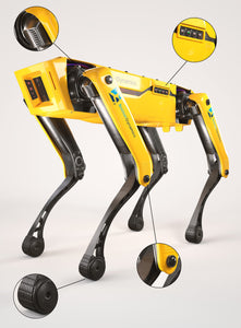 The latest from Boston Dynamics! These robots can open doors now! And more!