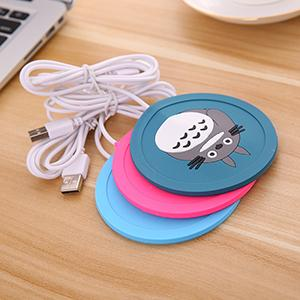 Silicone Beverage USB Heater Pad