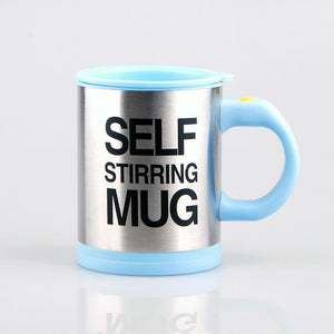 400ml Automatic Self Stirring Mug - Tesla's Secret Lab