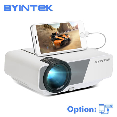 Phone Sync LED Portable Home Theater