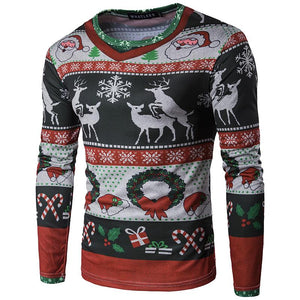 Ugly Sweater Blouse - Tesla's Secret Lab