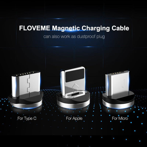Magnetic Cable For Phone Charging