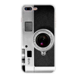 Soft TPU Case for iPhone Models