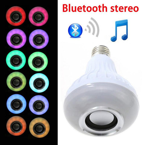Sindax Melodic Smart Bluetooth Bulb - Tesla's Secret Lab