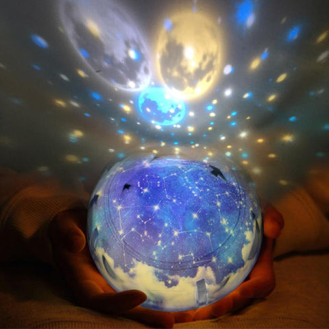 Starry Sky Magic Projector