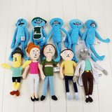 RICK and MORTY Stuffed toys - Tesla's Secret Lab