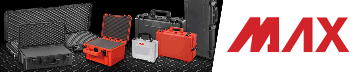 MAX Cases & Dry Boxes | UKMCPro