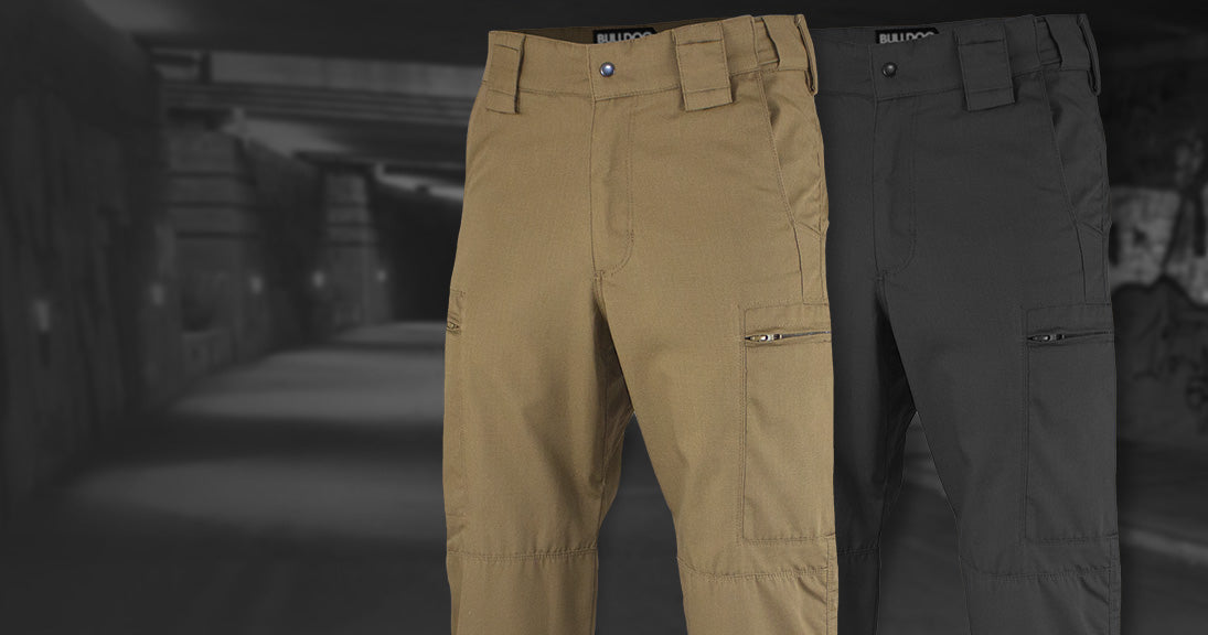 Bulldog Exert Tactical Trousers | UKMC Pro