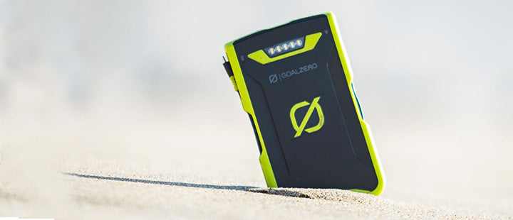 Goal Zero Power Banks | UKMCPro