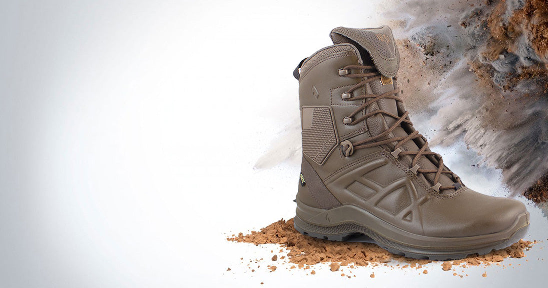 Haix Black Eagle Tactical 2.0 GTX High Brown | UKMC Pro