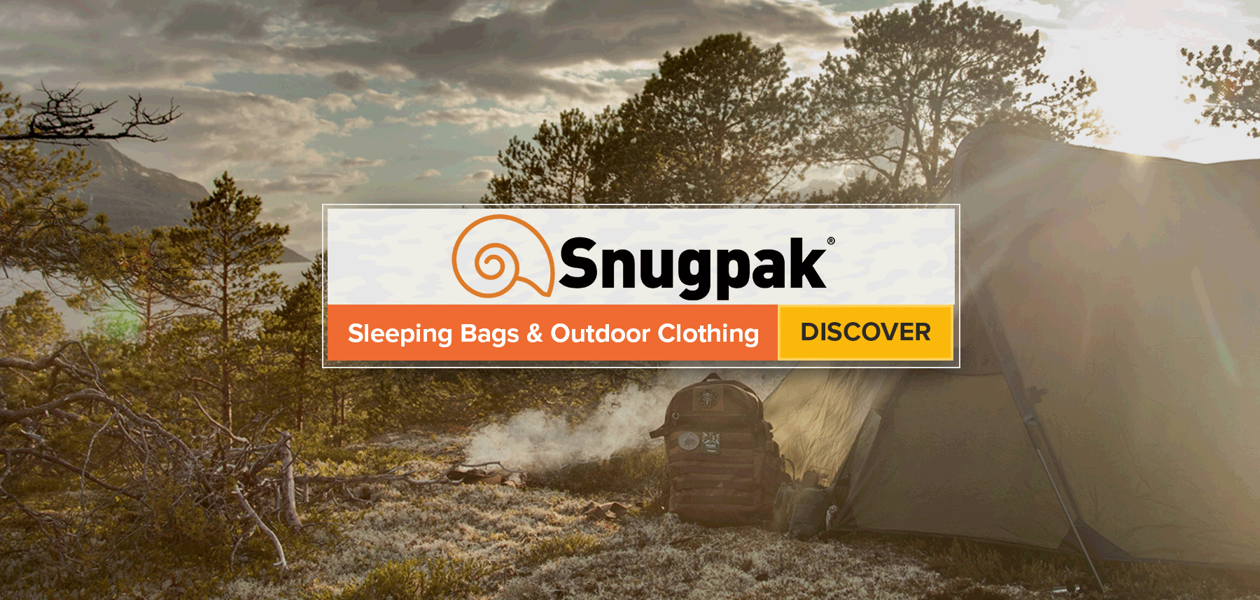 Snugpak Sleeping Bags & Outdoor Clothing | UKMCPro