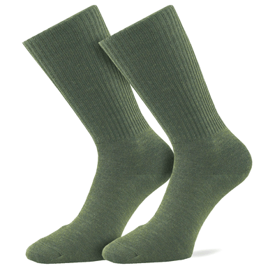 1000 Mile Combat Socks Olive Green | UKMC Pro