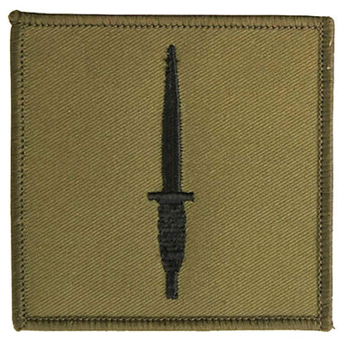 3 Commando Brigade Tactical Recognition Flash (TRF) Green | UKMC Pro