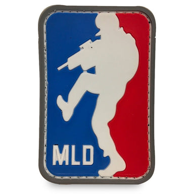 3D Major League Doorkicker Patch | UKMCPro