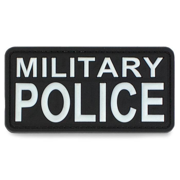 3D PVC Military Police Patch | UKMCPro