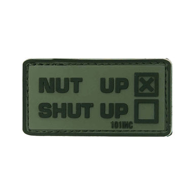 3D PVC Nut Up Patch | UKMCPro