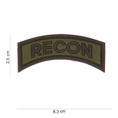 3D PVC Recon Tab Patch | UKMCPro
