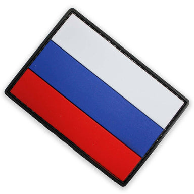 3D PVC Russia Flag Patch | UKMCPro