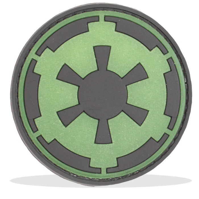 3D PVC Star Wars Imperial Logo Morale Patch | UKMCPro