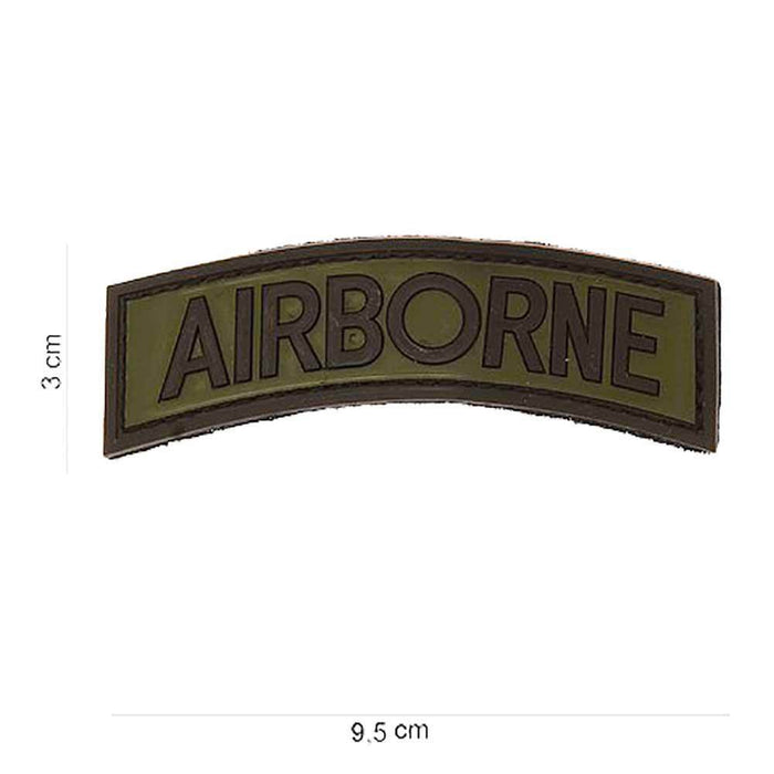 3D PVC US Airborne Patch | UKMCPro