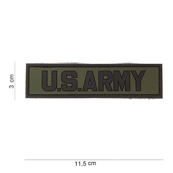 3D PVC US Army Tab Patch | UKMCPro