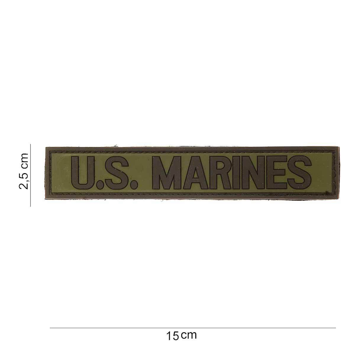 3D PVC US Marines Patch | UKMCPro