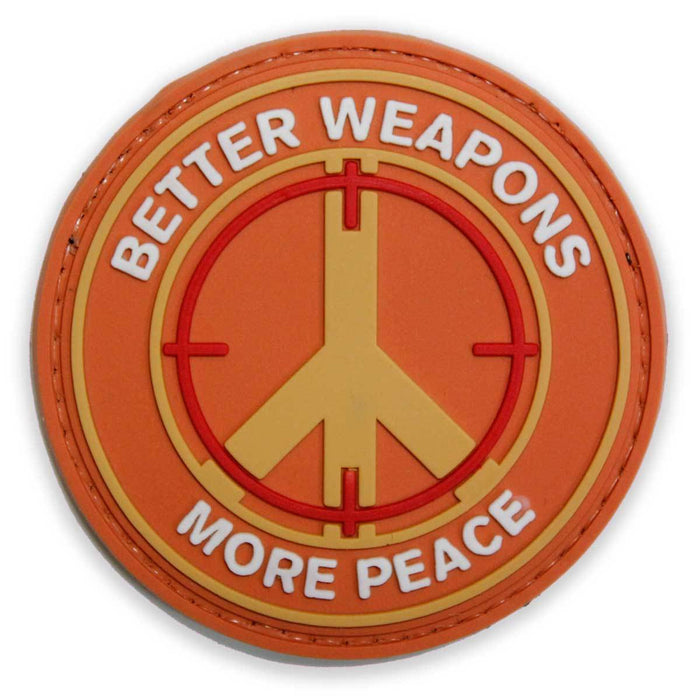 3D Rubber Better Weapons Patch | UKMCPro