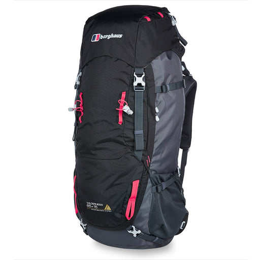 Berghaus Wilderness 65+15 Black | UKMCPro