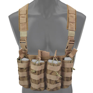 Bulldog Basic 7.62 MOLLE Chest Rig