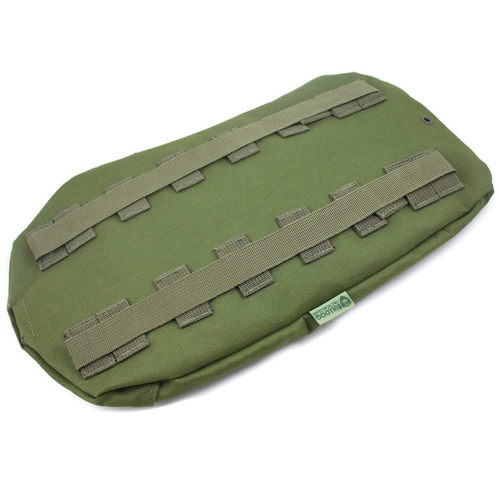Bulldog Mission Alert Plate Carrier MK1 Bundle Green | UKMCPro