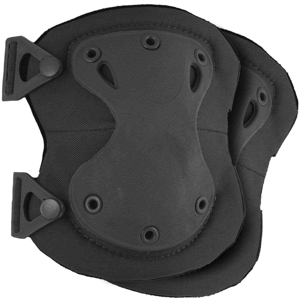 Bulldog X Tactical Knee Pads Black | UKMC Pro
