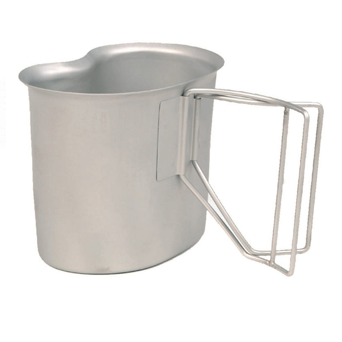 Butterfly Handle Stainless Steel Cup 700ml | UKMCPro