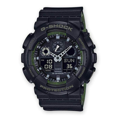 Casio G-Shock GA-100L-1AER Watch | UKMCPro