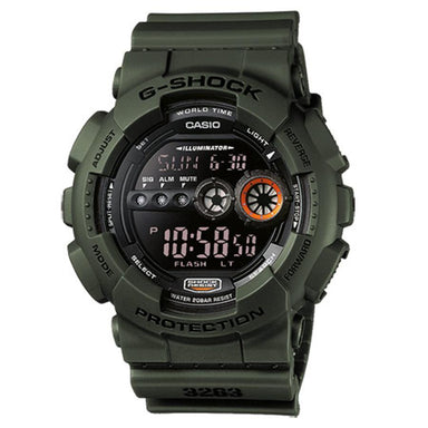 Casio G-Shock GD-100MS-3ER Watch | UKMCPro