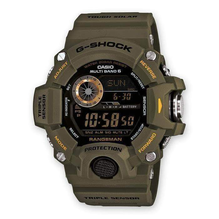 Casio G-Shock GW-9400-3ER Watch
