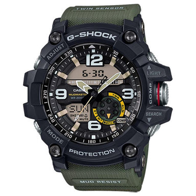 Casio G-Shock Mudmaster GG-1000-1A3ER Watch | UKMCPro
