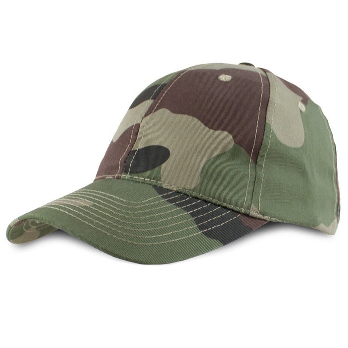 Central European Camo Baseball Cap | UKMCPro