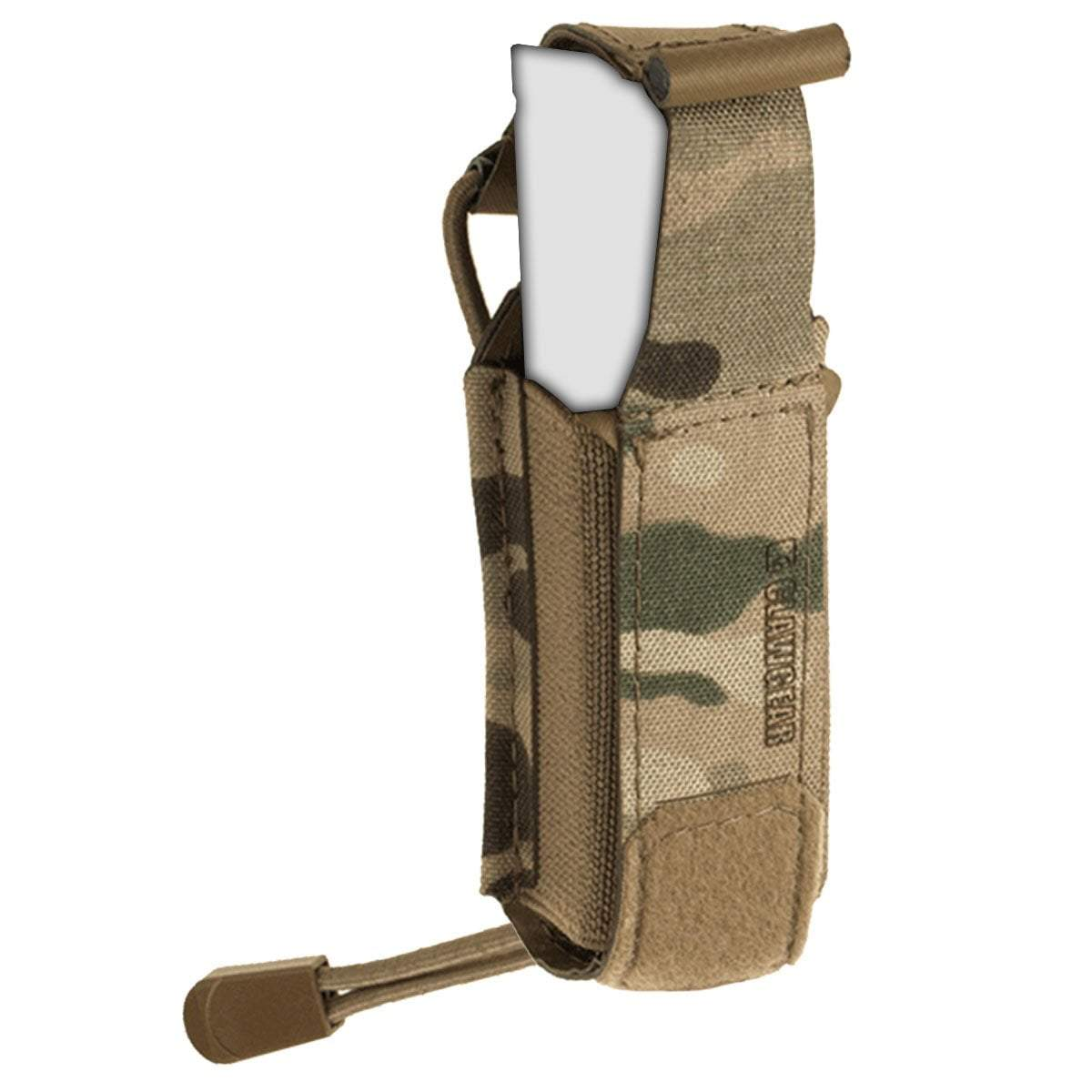 Clawgear 9mm Backward Flap Mag Pouch | UKMCPro