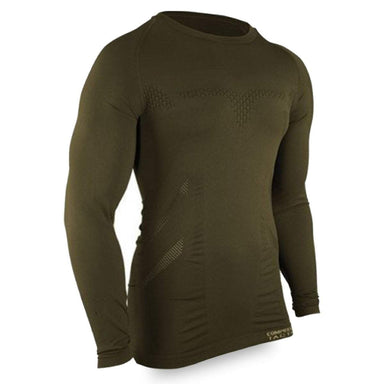 Compressport Tactical Legion Compression LS Shirt Green | UKMC Pro