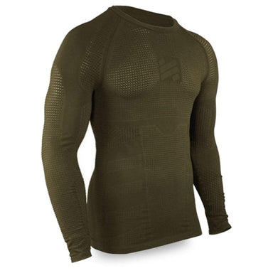 Compressport Tactical Raider Compression LS Shirt | UKMCPro