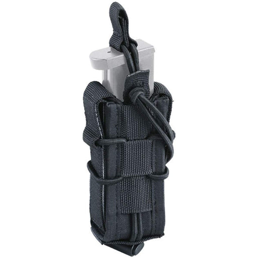 Defcon 5 Single Pistol Mag Pouch Black | UKMCPro