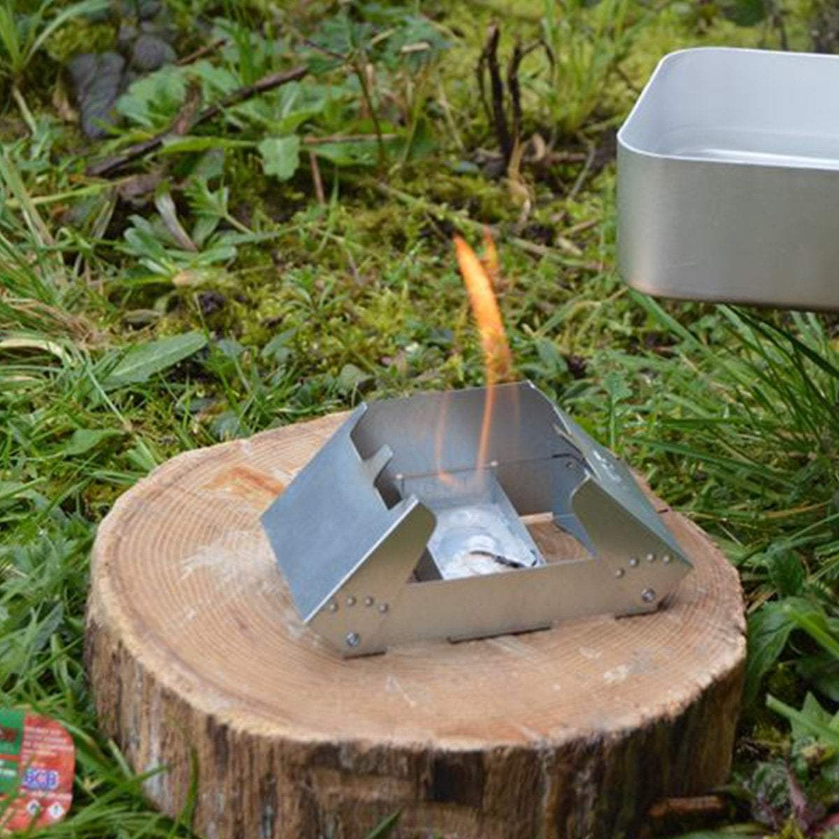 Fire Dragon Folding Cooker & Windbreaker | UKMC Pro