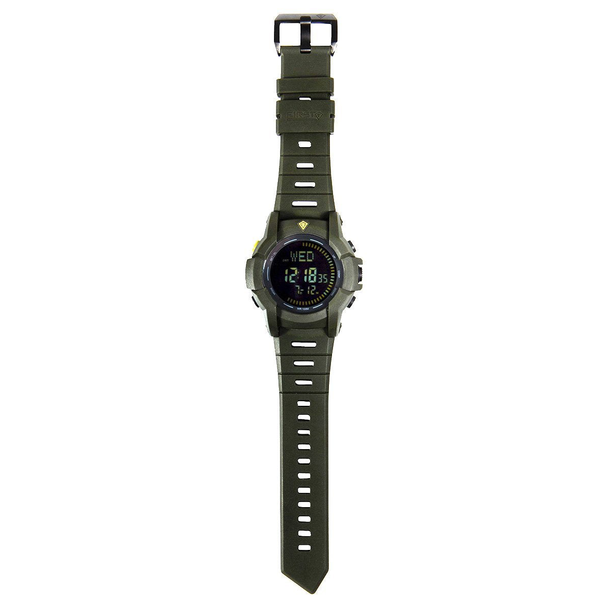 First Tactical Canyon Digital Compass Watch